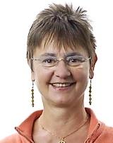 """Edith Bucher, CVP: """"Die Lobby animiert und unterstützt die kleinen Parteien zur politischen Zusammenarbeit für das Dorf."""""""